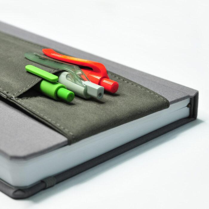 Large Elastic Pen Holder 09